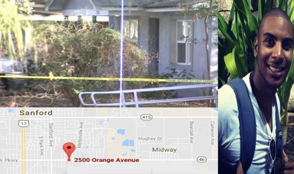 Scene of domestic violence turned deadly in Sanford, FL / Headline Surfer