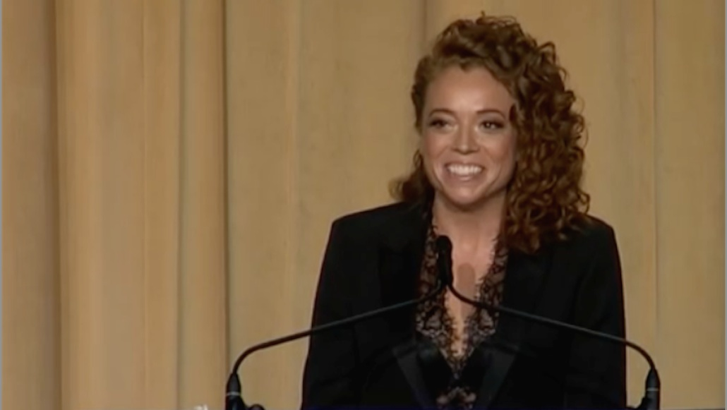 Michelle Wolf shocked the Washington Press Corps with vulgar attacks / Headline Surfer