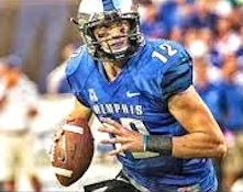 Paxton Lynch of Deltona, Florida, drafted in first round by Demver Broncos / Headline Surfer®