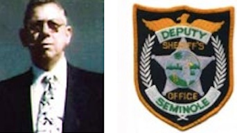 Sewminole County Reserve Deputy George A. Pfeil killed in line of duty 39 years ago / Headline Surfer®