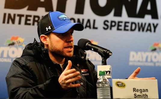 Regan Smith reflects on his victory in 2014 Nationwide 300 race at Daytona / Headline Surfer