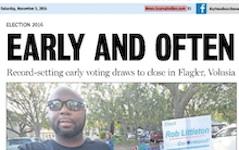 Despite misleading headline in Daytona Beach News-Journal