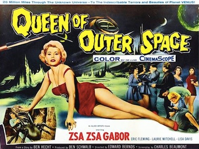 Zsa Zsa Gabor, pin-up B-movie star / Headline Surfer®