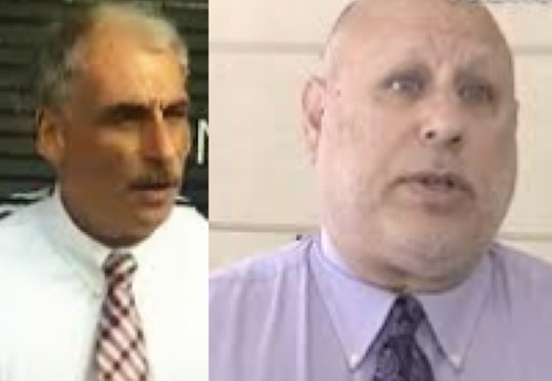 Sheriff Mike Chitwood and PIO Gary Davidson abuding stomping on this media outlet / Headline Surfer