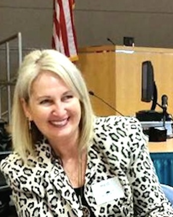 Deltona City Commissioner Heidi Herzberg / Headline Surfer®