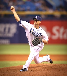 Tampa Rays pitcher Alex Cobb to be honorary starter for March 29 Grand Prix of St. Pete / Headline Surfer®