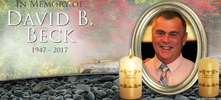 Memorial Service for Judge David Beck / Headline Surfer