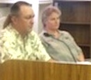 Oak Hill Commissioners Ron Engle & Kathy Bittle are up for re-election / Headline Surfer®