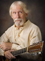 Bob Patterson, Florida folk singer will perform at Ormond Beach Library