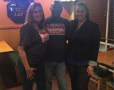 Anita Bradord wins seat on Deltona City Commission / Headline Surfer®