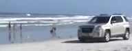 Danger Zone: Parents need to be vigilant about their small children on the driving beach in Daytona and New Smyrna / Headline Surfer®