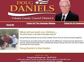 County Councilman Doug Daniels and wife caught with double home exemptions / Headline Surfer®