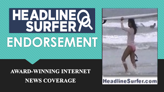 Marilyn Ford is the endorsed candidate of the internet news site in today's Port Orange City Council election / Headline Surfer