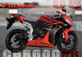 2008 Honda CBR 600 RR like the one an Edgewater biker was killed on while speeding Christmas Day in New Smyrna Beach / Headline Surfer®