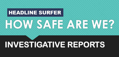 How Safe Are We? / Headline Surfer