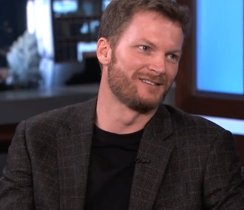 Dale Earnhardt Jr was funny on Jimmy Kimmel Live / Headline Surfer®