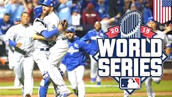 World Series champion Kansas City Royals HeadlineSurfer.com Team of the Year / Headline Surfer®