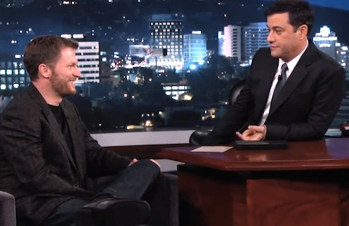 Dale Earnhardt Jr on Jimmy Kimmy Live / Headline Surfer®