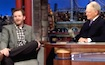 Dale Earnhardt Jr appears on David Letterman / Headline Surfer®