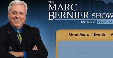 Marc Bernier Show on WNDB in Daytona / Headline Surfer