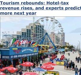 News Journal Pr On Tourism Headline Surfer Daytona Beach