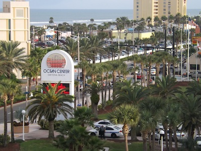 Upcoming Events The Daytona Beach Ocean Center