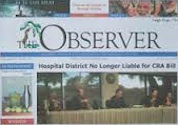NSB Observer ceases publication Dec. 31, 2014 / Headline Surfer®