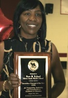 Rose Roland of Silver Sands Middle School in Port Orange, named secondary principal of 2016 / Headline Surfer