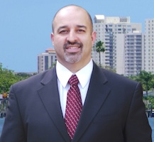 Ron Wysocarski , CEO of The Wyse Home Team at Keller Williams Realty in Port Orange / Headline Surfer®