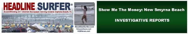Show me the Money: New Smyrna Beach / Headline Surfer
