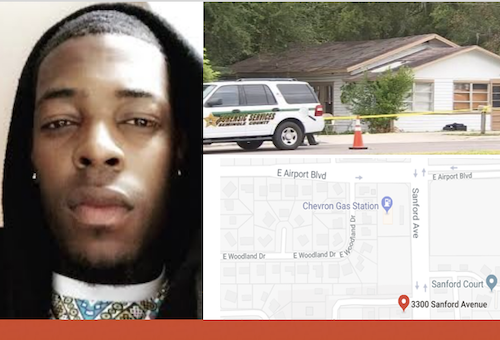Antonio Alston was killed by gunfire in 3300 block of Sanford Avenue in Seminole County / Headline Surfer