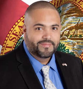 Deltona losing mayoral candidate Santiago Avila Jr / Headline Surfer