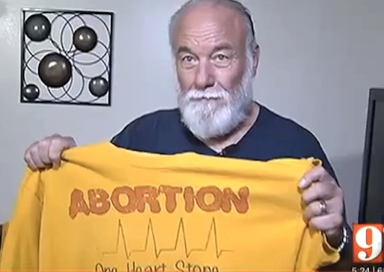 Mike Amaroso of Deltona in abortion controversy / Headline Surfer®