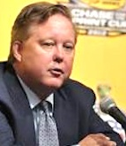 NASCAR CEO Brian France reacts to passing of FOX analyst Steve Byrnes / Headline Surfer®