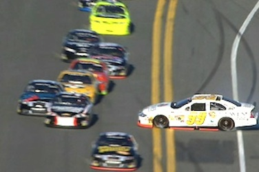 15-car pile up in the 2014 Arca race at Daytona Int'l Speedway / Headline Surfer®