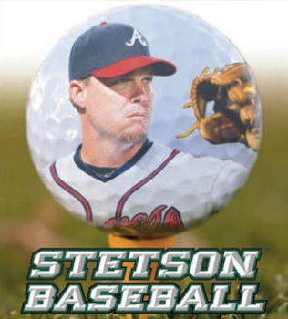 Atlanta Braves retired superstar Chipper Jones is the star of a golf tourney to benefit Stetson baseball / Headline Surfer®
