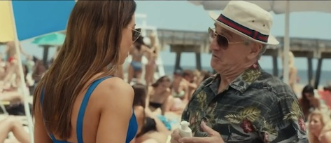 Robert DeNiro takes on Daytona in Dirty Grandpa / Headline Surfer®