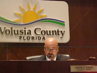 Volusia County Chair Jsson Davis / Headline Surfer
