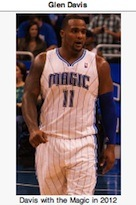 Glen Davis leaves Orlando Magic and is signed by LA Clippers / Headline Surfer®