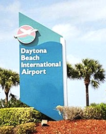 Daytona Beach International Airport / Headline Surfer®