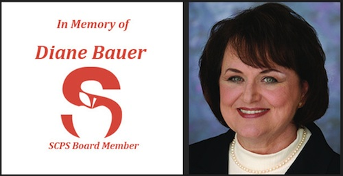 Seminole County School Board member Diane Bauer dies at 65 / Headline Surfer