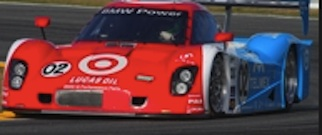 Scott Dixon was leading in hour No. 2 of the Rolex 24 at Daytona / Headline Surfer®