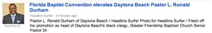 Durham in Google News Directories for Daytona Beach, FL / Headline Surfer