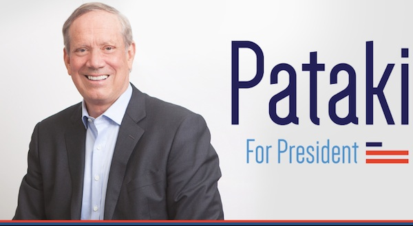 Former NY Gov. George Pataki was an also-ran in his 2016 quest for the presidency / Headline Surfer