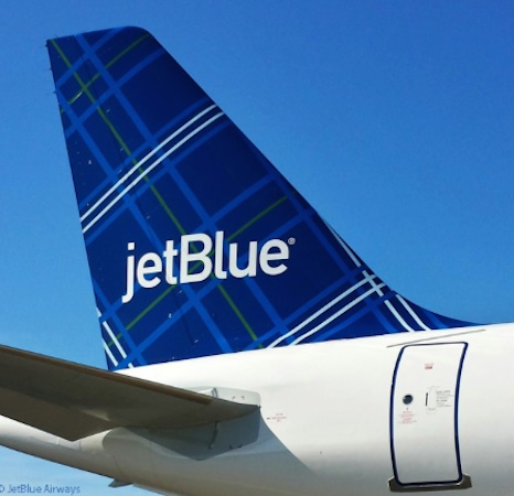 JetBlue to offer flights from New York City's JFK to Daytona Beach Int'l Airport in Feb 2016 / Headline Surfer®