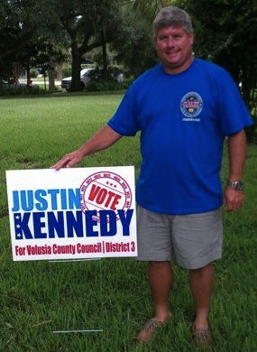 Justin Kennedy of Edgewater, for county council candidate ignores Waverly subpoena / Headline Surfer®