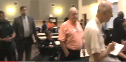 Volusia County GOP Chair Tony Ledbetter tossed from recount vote / Headline Surfer®