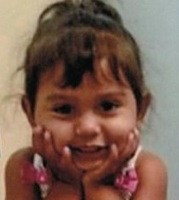 Amaris Martinez, 2, tragically run over in family driveway in Apopka July 17, 2013 / Headline Surfer®