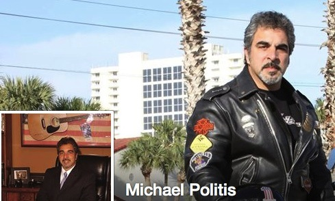 Michael Politis, featured Bike Week attorney and award-recipient / Headline Surfer®