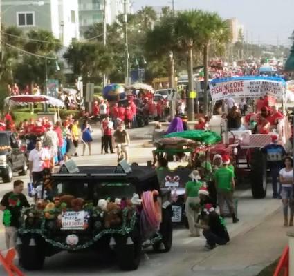 Christmas Parade Snapshots: Daytona, New Smyrna & Port Orange ...